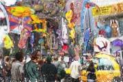 People's mind, Massimo Balestrini, Mixed media su tela, 2008