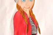 Chiara - ritratto