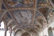Castello del Buonconsiglio - Volta della loggia Romanino - Trento