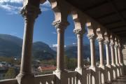 Castello Buonconsiglio - Loggia veneziana gotica - Trento