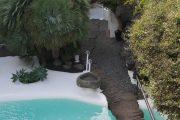 Piscina casa Manrique - Fondazione César Manrique -Tahíche Lanzarote