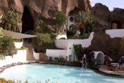 Villa Omar Sharif - César Manrique - Lagomar Museum Lanzarote