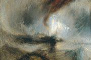 William Turner - Tempesta di neve - 1842 - olio su tela - Tate Gallery - Londra